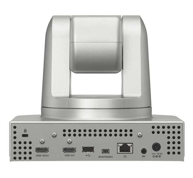 Sony Videokonferenzsystem XC1 - Rückansicht