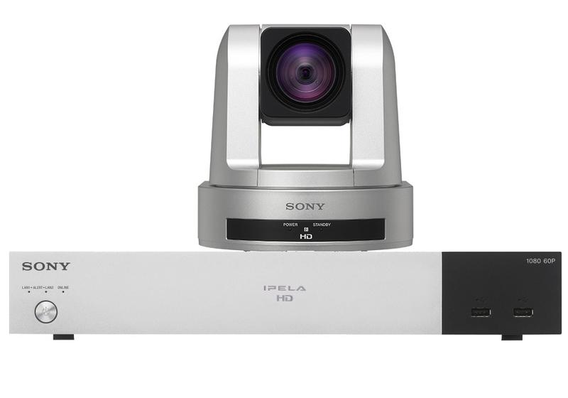 Sony Videokonferenzsystem XG100H-Vorderansicht